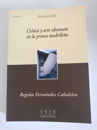 Crítica y arte abstracto en la prensa madrileña.