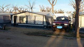 Caravana Knaus Country 560 TK