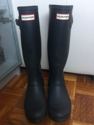 Botas HUNTER + calcetines