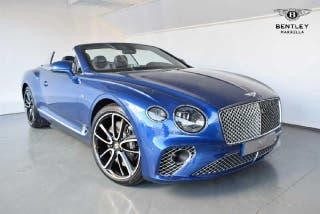 BENTLEY CONTINENTAL GT C 6.0 W12 4WD AUTO CONVERTIBLE 635 2P