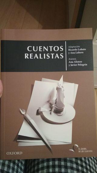"""Libro """"Cuentos Realistas"""" (OUP)"""