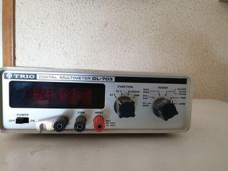 multimetro digital antiguo