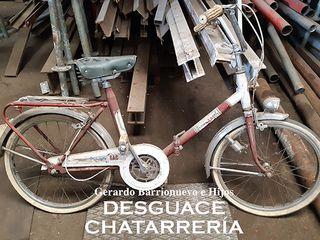 Bicicleta MOBILETTE