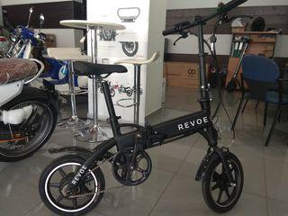 Bicicletas eléctricas plegables 40km autonomia