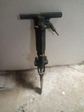 martillo neumático rompedor
