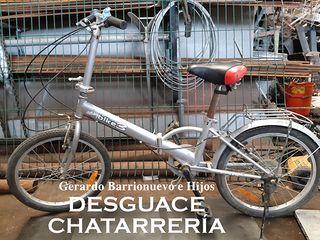 Bicicleta EASYBIKE