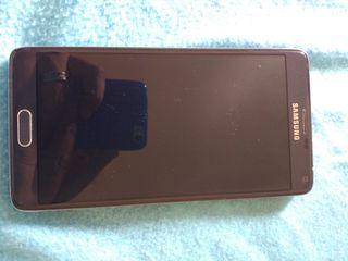 Teléfono Samsung Galaxy Note 4