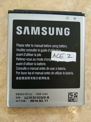 bateria samsung original EB425161LU nueva
