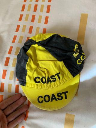 Gorra equipo coast