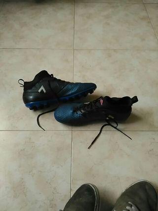 botas futbol Adidas talla 43 1/3