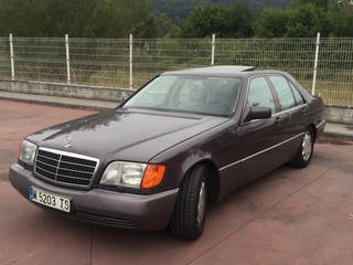Mercedes-Benz Classe S 600 SE V12 1992