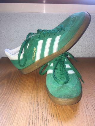 Adidas Spezial Verdes