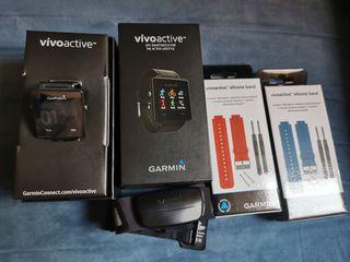 Garmin Vivoactive.