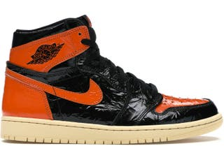 Zapatillas Nike Air Jordan 1 Shattered 3 8 9 10