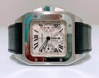 Reloj Cartier Santos 100 xl