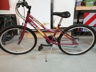 Bicicleta niña ORBITA ALFA 24