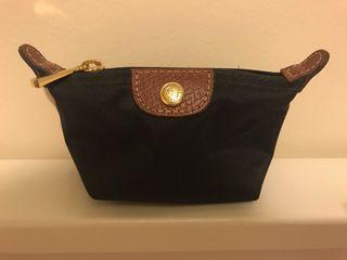 Monedero Longchamp Negro