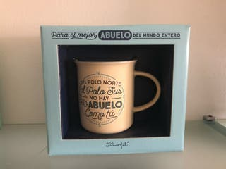 Taza abuelo Mr. Wonderful