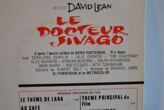 Vinilo Doctor Zhivago LP