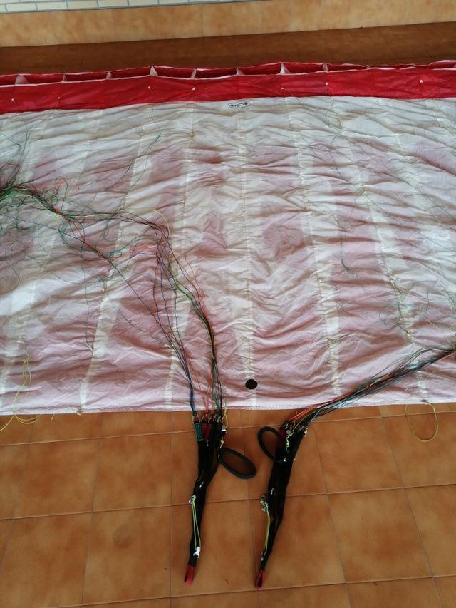 Parapente d iniciación enbuenestado talla80-100