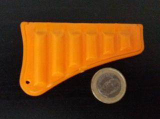Antiguo chiflo plástico años 80