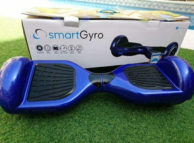 Patín eléctrico(Hoverboard), en buen estado