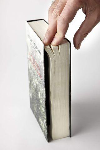 Caja De Caudales Camuflada Como Libro.