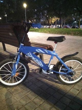 vendo bicicleta junior