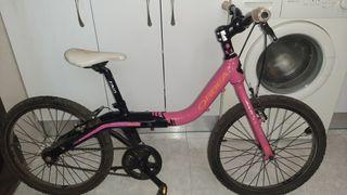 bicicleta Orbea Grow2 niña