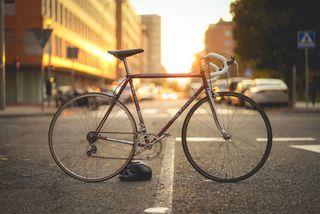 Bicicleta Rossin Carretera