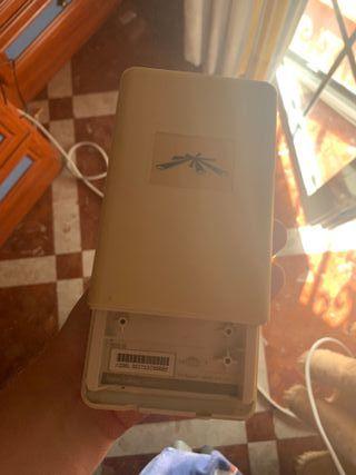 ubiquiti antena de exterior wifi de 5ghz