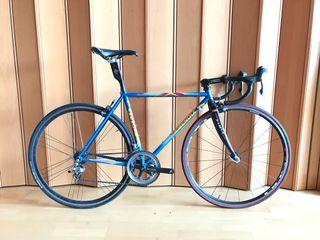 Bicicleta De carretera clásica Mendiz talla 48
