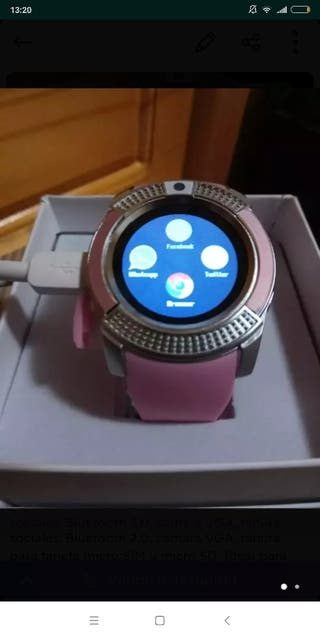 SMART WATCH PARA CHICA