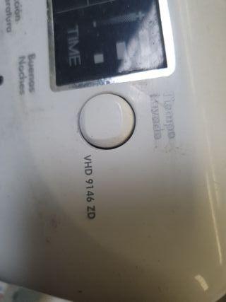 placa electrónica lavadora