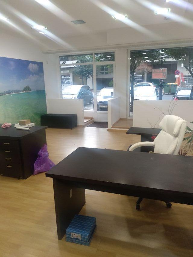 Oficina - Local en alquiler
