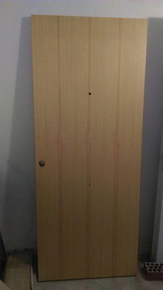Puerta Nueva + Cerradura AZBE SEG Nueva