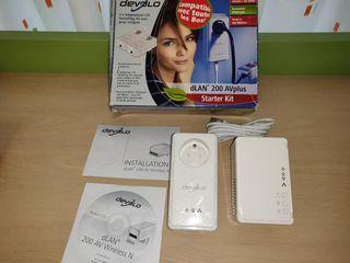 Devolo PLC deLan 200 AV plus + Wifi