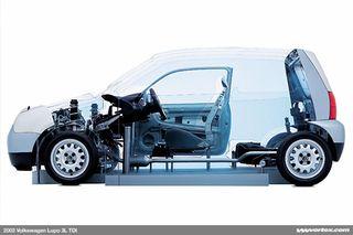 Volkswagen LUPO 3L TDI automático tiptronic