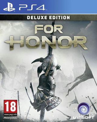 cambio juego ps4 for honor
