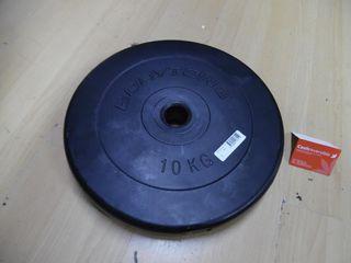 DISCO DE PESA 10 KG (113311)