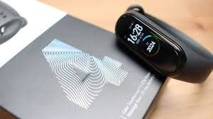 pulsera xiaomi smart band 4