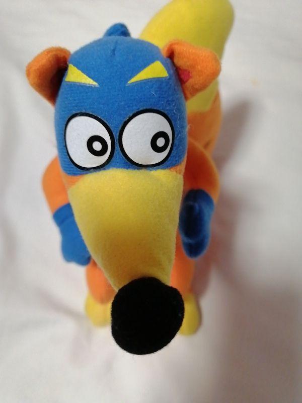 Peluche Swiper , el zorro de Dora