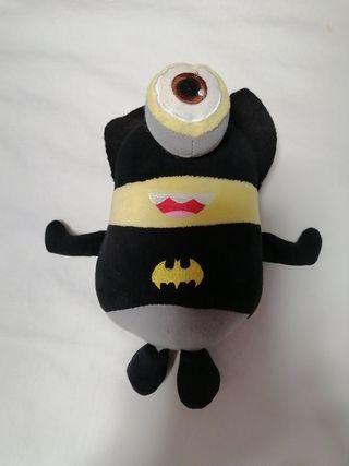 Peluche Batman , de los Minions