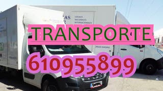 Transportes, Portes y Mudanzas Baratas 24/07