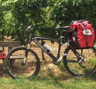 Bicicleta doble de carbono - Orbea Oiz Z
