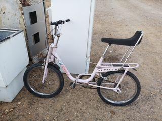 vendo bicicleta antigua jet cross