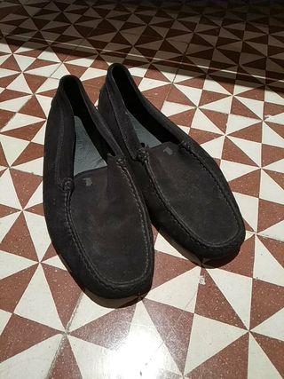 zapatos TOD's negros