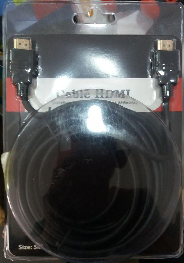 Cable HDMI 5 metros