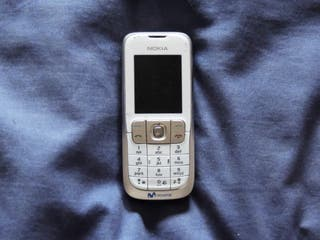 Antiguo teléfono Nokia