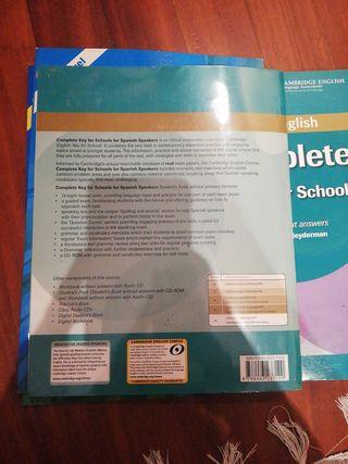 Libro Cambridge oficial nivel A2